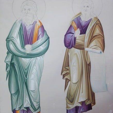 affreschi mondo bizantino 13