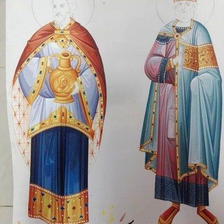 affreschi mondo bizantino 14