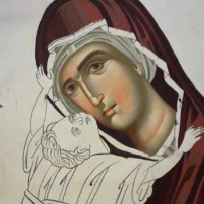 affreschi mondo bizantino 5