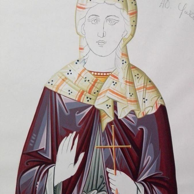 affreschi mondo bizantino 6