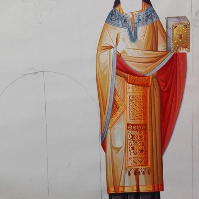 affreschi mondo bizantino 7