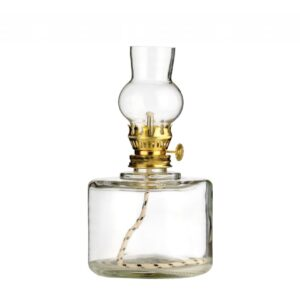 lampada vetro piccola trasparente 2 lampada per cera liquida 1024x840 1