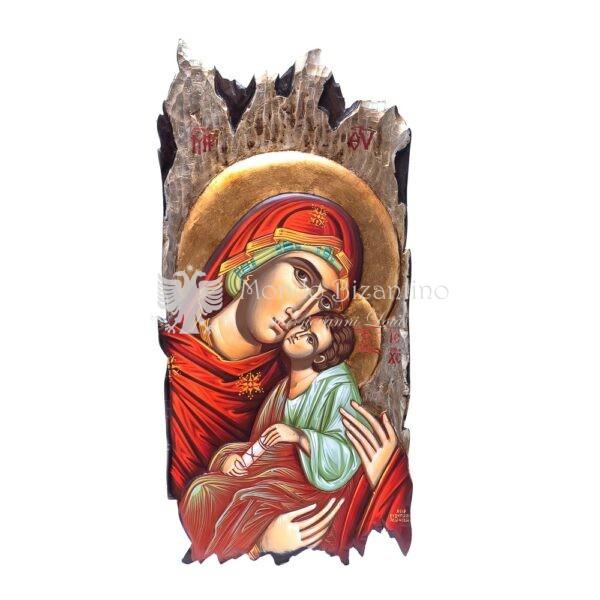 icona capezzale madonna della tenerezza