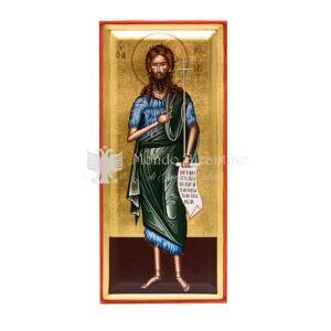 icona san giovanni battista