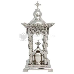 artoforio piccolo a tempio argentato 36 cm