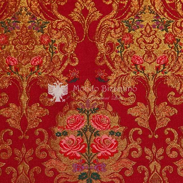 damasco venezia I 09 105 rosso