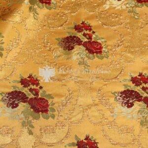 tessuto damascato I 72 102 oro