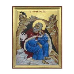 icona serigrafata san elia profeta